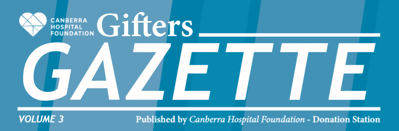 Gifter's Gazette Volume 3