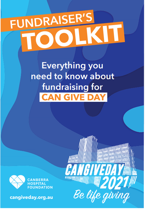 2021 CGD Fundraiser's Toolkit
